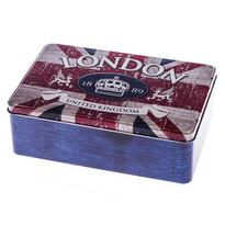 Plechový box London
