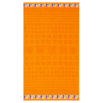Uterák Mozaik oranžová