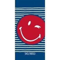 CTI Ręcznik kąpielowy Smiley Sailor, 75 x 150 cm