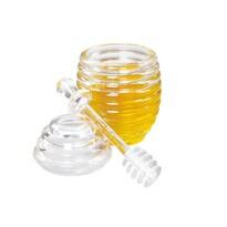 Doză miere Orion cu lingură