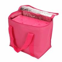 Chladicí taška růžová, 7 l