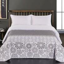 DecoKing Narzuta na łóżko Alhambra szary
