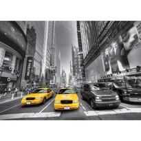 Fototapeta XXL Newyorské taxíky 360 x 270 cm, 4 diely