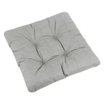 Sedák Adela UNI svetlo sivá, 40 x 40 cm