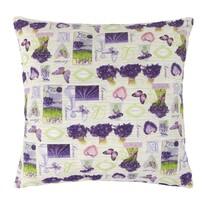 Poduszka Gita Provence – Bukiet lawendy, 45 x 45 cm
