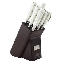 Berlinger Haus 8-częściowy zestaw noży ze stali nierdzewnej w drewnianym stojaku
