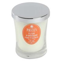 Price´s vonná sviečka v skle kvet pomarančovníku 9,5 cm