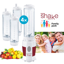 Concept SM-3354 Smoothie maker, 4 butelki
