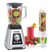 Concept SM3410 Smoothie mixér 1,5 l Perfect Ice Crush + DÁREK SM3350 Smoothie maker Shake And Go