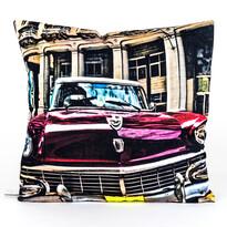 Povlak na polštářek Auto 45 x 45 cm