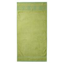 Ręcznik kąpielowy bambus Ankara zielony, 70 x 140