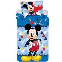 Dětské povlečení Mickey Mouse micro 2016, 140 x 200 cm, 70 x 90 cm