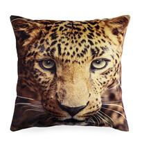Obliečka na vankúšik Leopard, 45 x 45 cm