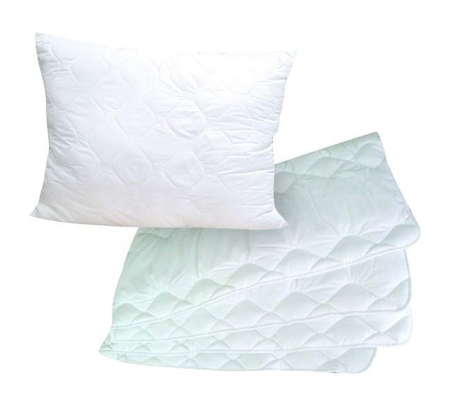 Set polštáře a přikrývky Komfort, Vesna, 135 x 200 cm, 70 x 90 cm
