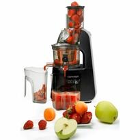 Concept LO7067 Wyciskarka wolnoobrotowa do owoców i warzyw Home made juice, czarny