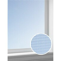 BRILANZ Síť do okna proti hmyzu, 150 x 90 cm