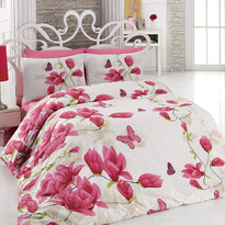 Bavlnené obliečky Alize Pink, 140 x 200 cm, 70 x 90 cm + 50 x 70 cm