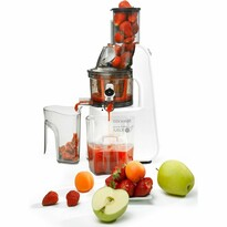 Concept LO7067 Lis na ovocie a zeleninu Home made juice, biela