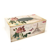 Pudełko na chusteczki Paris