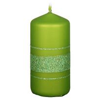 Świeczka bożonarodzeniowa  Fénix, zielona