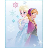 Dětská deka Winter Ledové království Frozen, 110 x140 cm