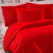 Saténové povlečení Luxury Collection červená