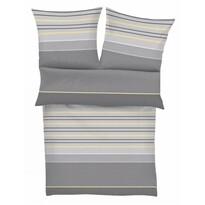 s.Oliver flanelové obliečky 6265/880, 140 x 200 cm, 70 x 90 cm