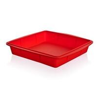 Banquet Culinaria Red silikonový pekáč