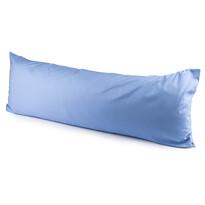 4Home obliečka na Relaxačný vankúš Náhradný manžel modrá, 50 x 150 cm
