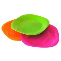 Toro 8dílná sada plastových talířů