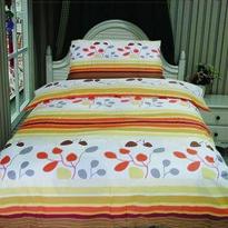 Saténové obliečky Romi 21, 140 x 200 cm, 70 x 90 cm