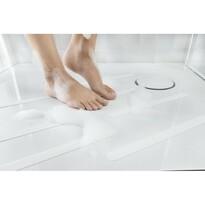 Öntapadós csúszásgátló szalag készlet a  fürdőszobába, 18 db