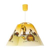Rabalux 4568 Leon dziecięca lampa sufitowa, żółta