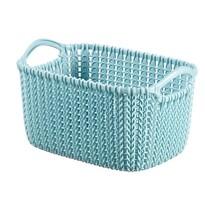 Curver Úložný box Knit 3 l, světle modrá