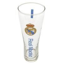 FC Real Madrid Sklenice štíhlá pintová 470 ml