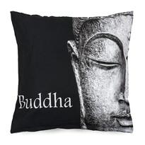 Față de pernă Buddha face, 45 x 45 cm