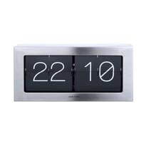 Karlsson 5642ST Designowy stołowy zegar klapkowy, 37 cm