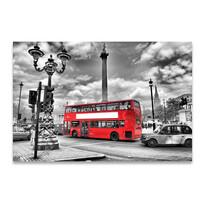 Skleněný obraz London