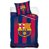 Bavlnené obliečky FC Barcelona Blaugrana, 140 x 200 cm, 70 x 80 cm
