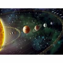 Fototapeta Planets, 232 x 315 cm