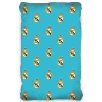 Bavlněné prostěradlo Real Madrid, 90 x 200 cm