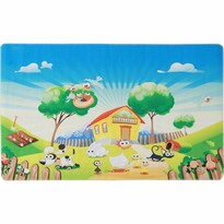 Dětský koberec Jenny zvířecí farma