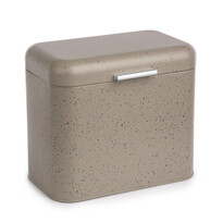 Chlebník sivý mramor 30 x 26,5 x 18 cm