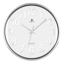 Lowell 00816B nástenné hodiny, pr. 35 cm