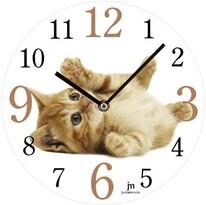 Lowell 14843 nástenné hodiny