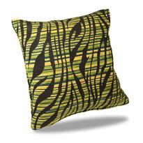 Față mică de pernă Nairobi verde, 40 x 40 cm