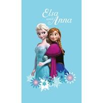 Jégvarázs Frozen Magic törölköző, 70 x 120 cm