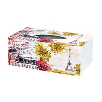 Pudełko na chusteczki Eiffel, 24,5 cm