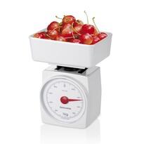 Tescoma ACCURA kuchynská váha mechanická 2 kg biela