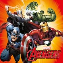 Vankúšik Avengers, 40 x 40 cm